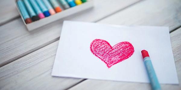 Kommunikation fürs Herz malen - Beziehungen - Kommunikationsgut